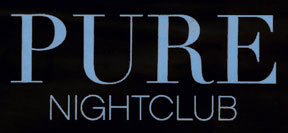 Pure Nightclub Logo